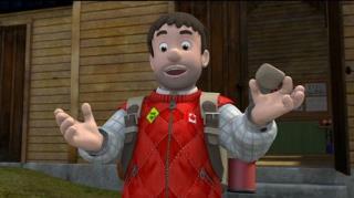 Fireman Sam - Season 9, Episode 16 (Norman's Big Fossil Adventure)