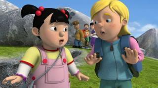 Fireman Sam - Season 9, Episode 19 (Rocky Rescue)