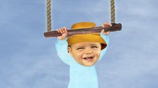 Baby Jake - Season 1, Episode 22 (Baby Jake Loves Swinging)