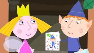 Ben And Holly's Little Kingdom - Season 1, Episode 23 (Ben's Birthday Card)