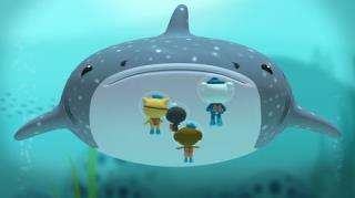 Octonauts - Season 1, Episode 2 (The Octonauts And The Whale Shark)