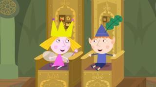 Ben And Holly's Little Kingdom - Season 1, Episode 26 (Queen Holly)