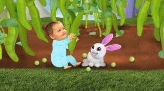 Baby Jake - Season 2, Episode 1 (Baby Jake Loves Popping Peas)