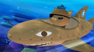 Octonauts - Season 1, Episode 7 (The Octonauts And The Undersea Storm)