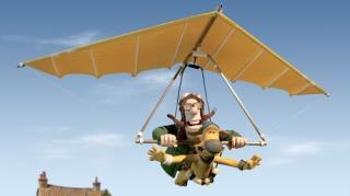 Shaun The Sheep - Season 3, Episode 18 (The Hang Glider)