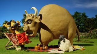 Shaun The Sheep - Season 3, Episode 20 (Bull V Wool)
