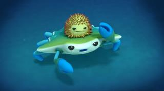 Octonauts - Season 1, Episode 10 (The Octonauts And The Crab And Urchin)