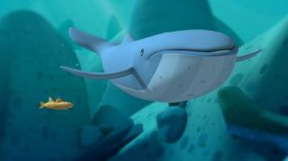 Octonauts - Season 1, Episode 13 (The Octonauts And The Mixed Up Whales)