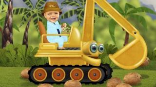 Baby Jake - Season 2, Episode 12 (Baby Jake Loves Building)