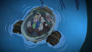 Tashi - Season 1, Episode 27 (Tashi & The Deep Blue Sea)