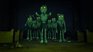 Tashi - Season 1, Episode 30 (Tashi: Attack Of The Mummies!)