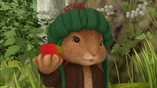 Peter Rabbit - Season 1, Episode 9 (The Tale Of Benjamin's Strawberry Raid)