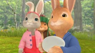 Peter Rabbit - Season 1, Episode 15 (The Tale Of Jemima's Egg)