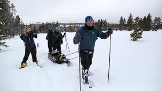 Season 3, Episode 2 (Frozen North)