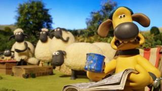Shaun The Sheep - Season 4, Episode 21 (The Intruder)