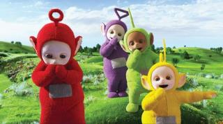 Teletubbies - Season 1, Episode 3 (Up And Down)