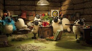 Shaun The Sheep - Season 5, Episode 3 (Turf Wars)