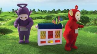 Teletubbies - Season 1, Episode 8 (Musical Box)