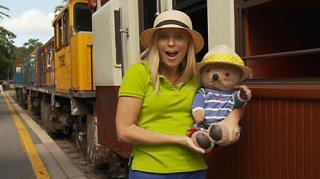 Season 1, Episode 2 (Train)