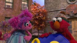 Sesame Street - Season 46, Episode 24 (Abby Makes The Seasons Change)