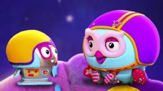 Hoot Hoot Go! - Season 1, Episode 7 (Hootaluna: Moon Bouncer Extraordinaire)