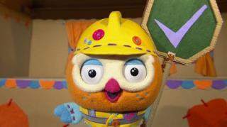 Hoot Hoot Go! - Season 1, Episode 8 (The Perfect Cubby House)