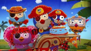Hoot Hoot Go! - Season 1, Episode 11 (The Piratey Party)