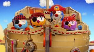 Hoot Hoot Go! - Season 1, Episode 23 (Pirate Hootbeard Loses His Yarr)