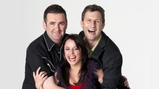 Spicks And Specks - Season 4, Episode 24 (Brian Mcfadden, Tom Zutaut, Felicity Ward & Jason Byrne)