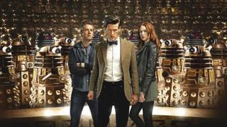 Doctor Who - Season 7, Episode 1 (Asylum Of The Daleks)