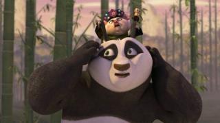 Kung Fu Panda: Legends Of Awesomeness - Season 1, Episode 3 (The Princess And The Po)