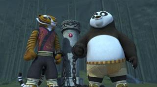 Kung Fu Panda: Legends Of Awesomeness - Season 1, Episode 4 (Chain Reaction)