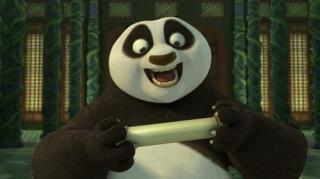 Kung Fu Panda: Legends Of Awesomeness - Season 1, Episode 5 (Fluttering Finger Mindslip)