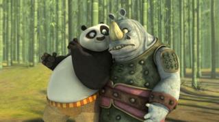 Kung Fu Panda: Legends Of Awesomeness - Season 1, Episode 6 (Rhino's Revenge)