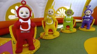 Teletubbies - Season 1, Episode 38 (Follow The Leader)