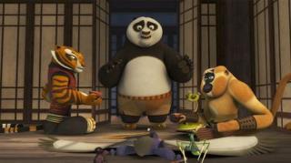 Kung Fu Panda: Legends Of Awesomeness - Season 1, Episode 7 (Owl Be Back)