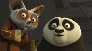 Kung Fu Panda: Legends Of Awesomeness - Season 1, Episode 8 (Sight For Sore Eyes)