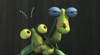 Kung Fu Panda: Legends Of Awesomeness - Season 1, Episode 9 (Hometown Hero)