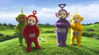 Teletubbies - Season 1, Episode 41 (Taking A Ride)