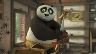 Kung Fu Panda: Legends Of Awesomeness - Season 1, Episode 10 (Challenge Day)
