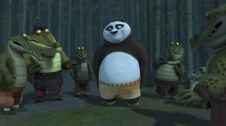 Kung Fu Panda: Legends Of Awesomeness - Season 1, Episode 17 (Jailhouse Panda)