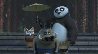 Kung Fu Panda: Legends Of Awesomeness - Season 1, Episode 18 (Big Bro Po)