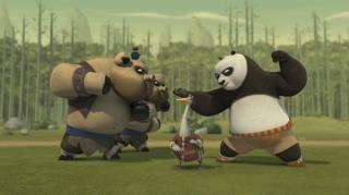 Kung Fu Panda: Legends Of Awesomeness - Season 1, Episode 19 (Master Ping)