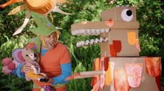 Jemima's Big Adventure - Season 1, Episode 3 (Dinosaur Hunt)