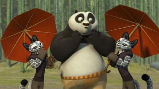 Kung Fu Panda: Legends Of Awesomeness - Season 1, Episode 23 (Ladies Of The Shade)