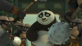 Kung Fu Panda: Legends Of Awesomeness - Season 1, Episode 24 (In With The Old)