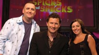 Spicks And Specks - Season 2, Episode 38 (Grace Knight, Adam Rozenbachs, Dan Kelly & Fiona O'loughlin)