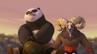 Kung Fu Panda: Legends Of Awesomeness - Season 1, Episode 26 (Has-been Hero)