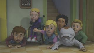 Fireman Sam - Season 10, Episode 9 (The Great Party Panic)