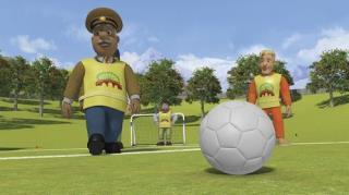 Fireman Sam - Season 10, Episode 11 (Fiery Football)